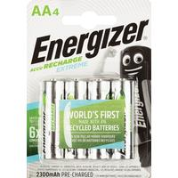 Аккумулятор АА 2300 мАч Energizer Extreme  4 штуки в упаковке Ni-Mh