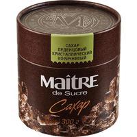 Сахар леденцовый Maitre de Sucre тростниковый 300 г