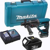 Перфоратор аккумуляторный Makita DHR202RFE