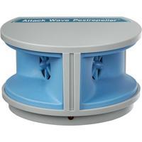Универсальный стационарный отпугиватель насекомых игрызуновLS-927 пластиковый серый/голубой 120x90x70 мм
