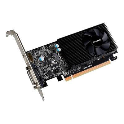 Видеокарта Gigabyte GeForce GT 1030 (GV-N1030D5-2GL)