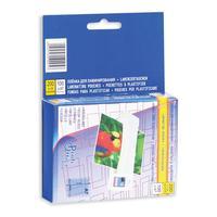 Пленка для ламинирования ProfiOffice 80x111 мм глянцевая (100 штук в упаковке)