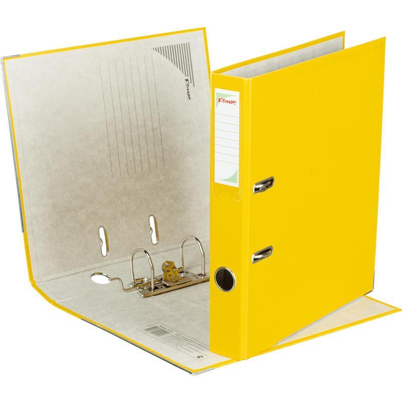 Анонс-изображение товара папка-регистратор  economy 50мм, желтый 778823