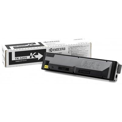 Тонер-картридж Kyocera TK-5205K черный оригинальный