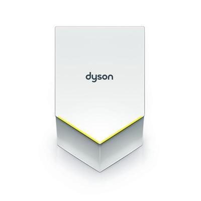 Уценка. Сушилка для рук электрическая Dyson Airblade V HU02 сенсорная  белая. уц_тех