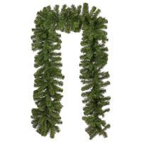 Гирлянда хвойнаяЗвездная 270 см зеленая