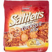 Снеки Saltletts Lorenz Cocktail Mix ассорти 180 г
