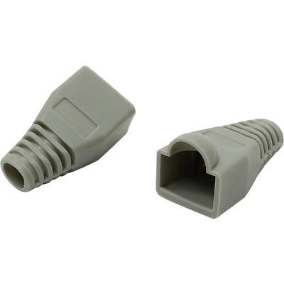 Защитный колпачок Cablexpert RJ-45 BT5GY/5 серый (100 шт в упаковке)