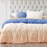 Постельное белье Унисон Сливочная карамель (1.5-спальное, 2 наволочки 50х70 см, сатин)