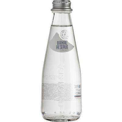 Вода минеральная Baikal Reserve газированная 0.25 л (24 штуки в упаковке)