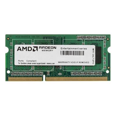 Оперативная память AMD R534G1601S1S-UGO 4 Гб (SO-DIMM DDR3)