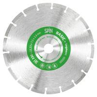 Диск алмазный Spin Segment Basic 230х7.5x2.4 мм (652324)