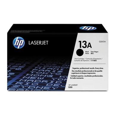 Уценка Картридж лазерный HP 13A Q2613A чер для LJ 1300 уц_тех