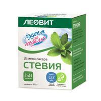 Сахарозаменитель Леовит Стевия 38 г (150 таблеток)