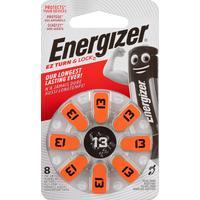 Батарейки Energizer Zinc Air AZ13 (PR48) (8 штук в упаковке)