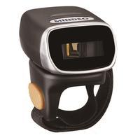 Сканер штрих-кода Mindeo CR40-1D черный/серебристый (1D, беспроводной, ВТ)