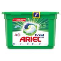 Капсулы для стирки Ariel 3 в 1 для белого белья 432 г (15 капсул в упаковке)