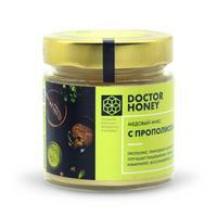 Медовый микс Doctor Honey С прополисом (мед 413 г)