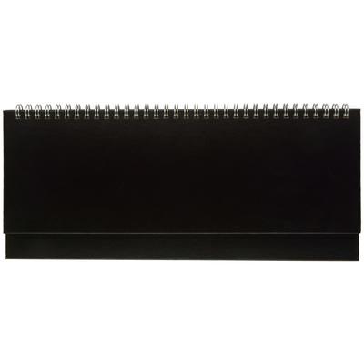 Планинг недатированный Attache Ideal искусственная кожа 64 листа черный  (305х130 мм) (артикул производителя 3-457/03)