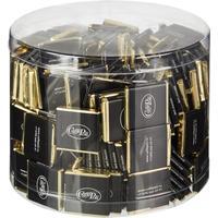 Шоколад порционный горький Caffe Poli 5 г (250 штук в упаковке)