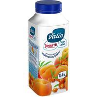 Йогурт питьевой Valio Clean Label абрикос-облепиха 0.4% 330 г