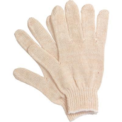 Перчатки рабочие трикотажные Эконом 2 нити 7 класс 21 г