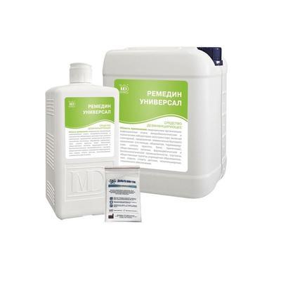 Дезинфицирующее средство Ремедин Универсал 1 л (жидкость)