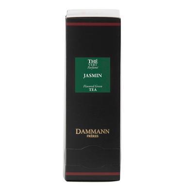 Чай Dammann Jasmin de Chine зеленый с жасмином 24 пакетика