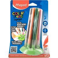 Фломастеры Maped Jungle Innovation 12 цветов
