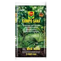 Почвогрунт для зеленых растений и пальм Compo Sana 10 л