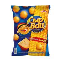 Кукурузные шарики СырBall со вкусом сыра 140 г