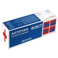 Аптечка первой помощи офисная ФЭСТ Мини (бокс пластиковый)
