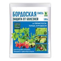 Средство Green Belt Бордоская смесь от болезней растений 100 г