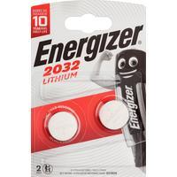 Батарейки Energizer Lithium CR2032 (2 штуки в упаковке)