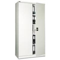 Шкаф архивный металлический КД-152 (1000x500x1900 мм)