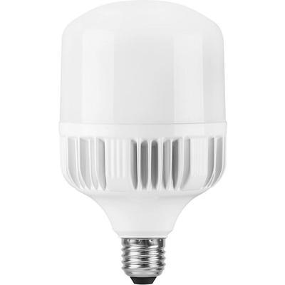 Лампа светодиодная Feron 50 Вт E27-E40 6400 К холодный белый свет
