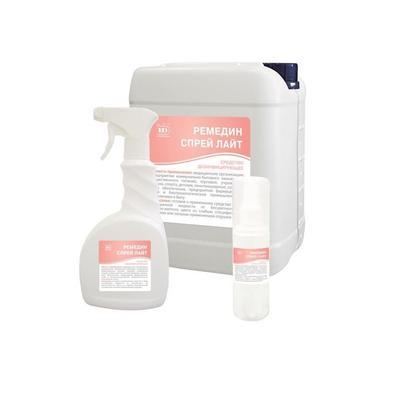 Дезинфицирующее средство Ремедин спрей лайт 750 мл (жидкость)