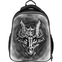 Ранец №1 School анатомический Basic Дракон