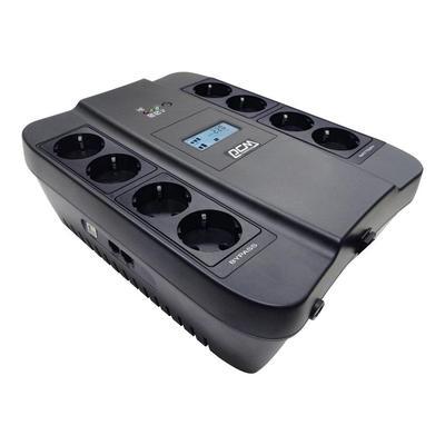 Источник беспребойного питания Powerсom Spider SPD-750U LCD