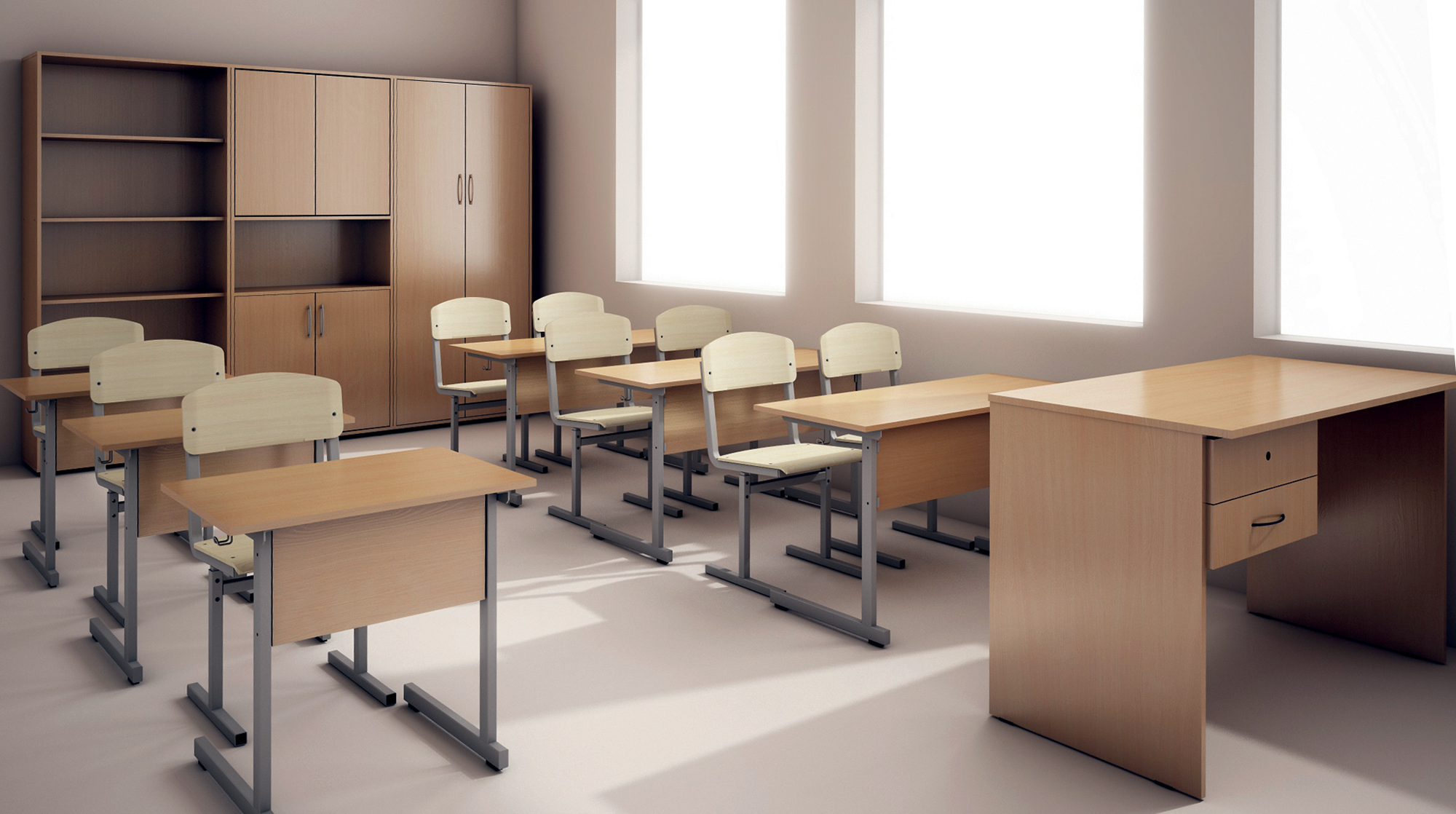 Мебель для образования  Школьник