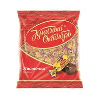 Конфеты шоколадные Красный Октябрь Ласточка 250 г
