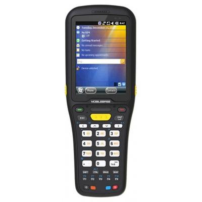 Терминал сбора данных Атол MobileBase DS5 (4.3 дюйма, 1D laser, WinEH 6.5, IP67) с подставкой