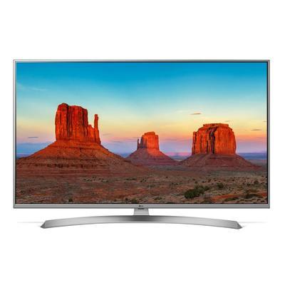 Телевизор LG 55UK7500 серебристый