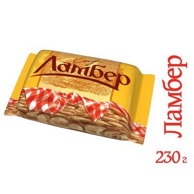 Сыр Ламбер 50% кусок 230 г
