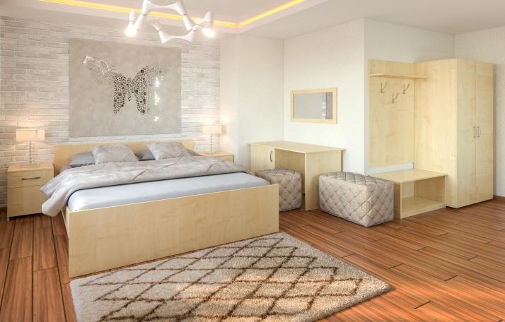 Мебель для общежитий и гостиниц МДО