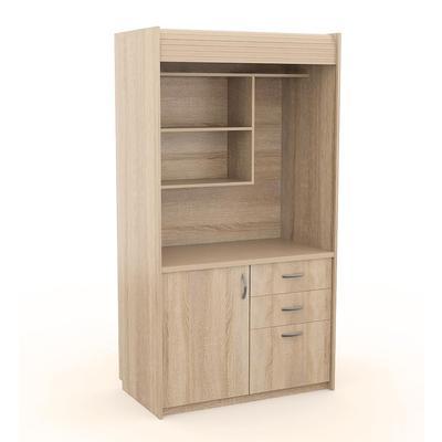 Мини-кухня Ринг КМ 970 без наполнения (дуб Сонома)