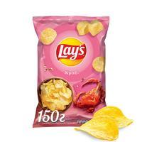 Чипсы картофельные Lay's со вкусом краба 150 г