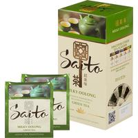 Чай Saito Milky Oolong зеленый 25 пакетиков