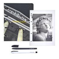 Набор Be Smart Inspiration тетрадь, блокнот, ручки (4 предмета)