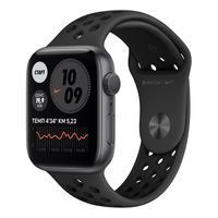 Смарт-часы Apple Watch Series 6 черные (MG173RU/A)